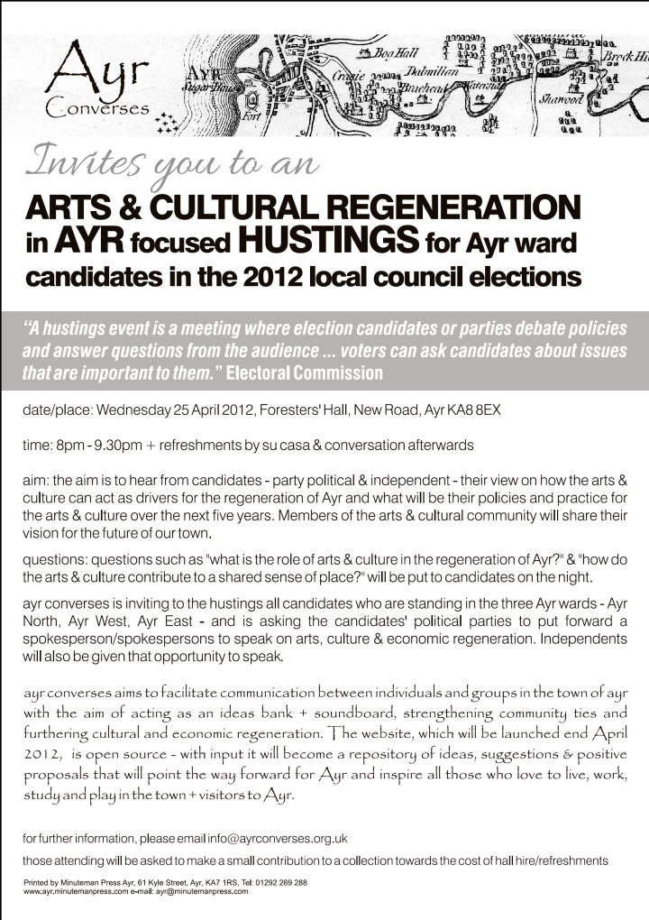 ayr converses flyer April 2012